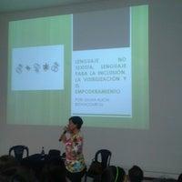 Photo taken at Auditorio Delima, Universidad Icesi by Camilo S. on 10/29/2012