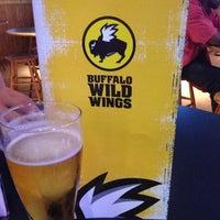 Photo taken at Buffalo Wild Wings by Zach on 11/30/2012