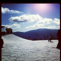Photo taken at Waterville Valley Ski Area by p' I€¥ 💗💋💛💋💜💋 on 12/5/2012