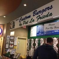 Photo taken at Custom Burgers by Pat La Frieda by Jean W. on 1/16/2014