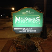 Photo taken at Mackenzie's Chophouse by Jean W. on 9/27/2014