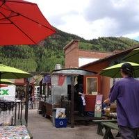 Photo taken at La Cocina De Luz by Jean W. on 6/7/2013