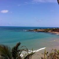 Photo taken at Praia de Cotovelo by Solano L. on 12/29/2012
