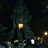 Photo taken at Gereja dan Candi Hati Kudus Tuhan Yesus Ganjuran by ellind g. on 10/27/2012