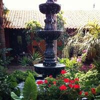 Photo taken at La Casa Del Mixiote by Alfredo C. on 11/24/2013