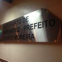 Photo taken at Aeroporto de Imperatriz / Prefeito Renato Moreira (IMP) by Walison P. on 12/10/2012