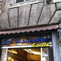 Photo taken at Sant'Eustachio Il Caffè by Veronika on 11/18/2012