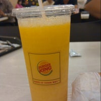 Photo taken at BURGER KING by Rahmadhany A. on 10/9/2012