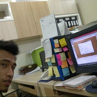 Photo taken at Office by andreibay_ on 7/19/2013