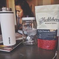 Foto tirada no(a) Huckleberry Roasters por Jerusaliem G. em 8/24/2014