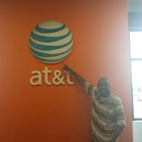 Photo taken at AT&T by Andre V. on 3/22/2014