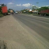 Photo taken at Jalan Pantura Cirebon - Brebes by M. Rizal F. on 7/27/2013