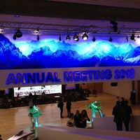 Photo taken at World Economic Forum (WEF) by Patrick G. on 1/26/2013