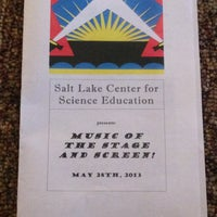 Photo taken at Salt Lake Center for Science Education by Velma on 5/31/2013