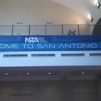 Photo taken at NSTA National Conference by Velma on 4/11/2013