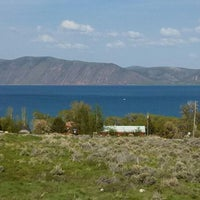 Photo taken at Bear Lake by Velma on 5/25/2013