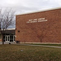 Photo taken at Salt Lake Center for Science Education by Velma on 12/13/2012