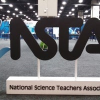 Photo taken at NSTA National Conference by Velma on 4/12/2013
