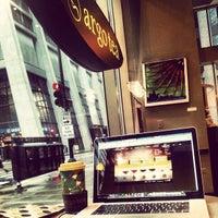 Photo taken at Argo Tea by David B. on 1/30/2013
