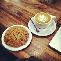 Photo taken at Intelligentsia Coffee by David B. on 1/27/2013