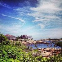 Photo taken at Cape Ann by David B. on 8/3/2013