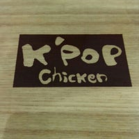 Photo taken at K'Pop Chicken by Flavio M. on 5/17/2015