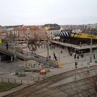 Photo taken at Széll Kálmán tér by Ferenc on 2/9/2013
