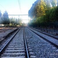 Photo taken at Estación San Francisco de Mostazal by Jason on 3/17/2013