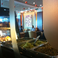 Photo taken at Star Alliance First Class Lounge by yazeed on 4/12/2013