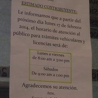 Photo taken at Sub Agencia Fiscal by Ileana on 3/18/2014