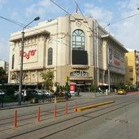 Photo taken at Doktorlar Caddesi by Emre S on 10/4/2012