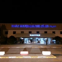 Photo taken at Samsun Çarşamba Airport (SZF) by Emre S on 10/13/2012
