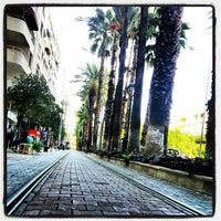 10/11/2012 tarihinde Emre Sziyaretçi tarafından Işıklar Caddesi'de çekilen fotoğraf