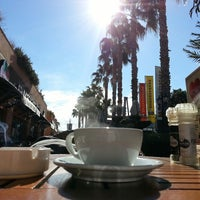 Photo taken at Shakespeare Coffee & Bistro by Emre S on 2/13/2013