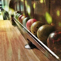 Photo taken at Southport Lanes & Billiards by Patrick C. on 4/8/2013