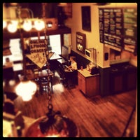 Photo taken at Potbelly Sandwich Shop by Patrick C. on 1/11/2013
