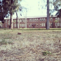 Photo taken at Fresno City College by Yoli on 1/29/2013
