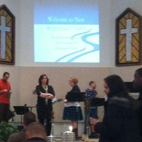 Photo taken at New Beginnings Church by Holly P. on 2/10/2013