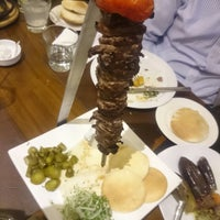 Photo taken at Levant Restaurant by Hamzeh Q. on 3/26/2015