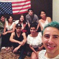 Photo taken at Departamentos Rio Bravo 300 by Enrique Z. on 9/16/2015