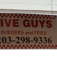 Photo taken at Five Guys by Ron K. on 4/29/2014