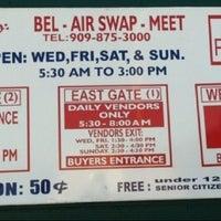 Photo taken at Bel-Air Swap-Meet by James on 10/3/2012