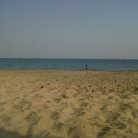 Photo taken at Palmera Beach Resort Ain Sukhna by Ulrike v. on 11/10/2013