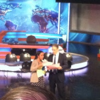 Photo taken at The Daily Show with Jon Stewart by Brooke C. on 5/23/2013