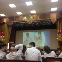 Photo taken at Медицинский колледж № 5 by Аня М. on 2/25/2016