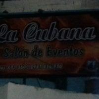 Photo taken at La Cubana by Eder P. on 7/2/2013