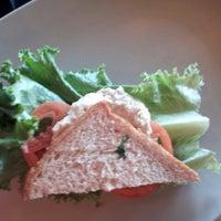 Photo taken at Panera Bread by Melissa R. on 10/12/2012