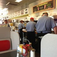 Photo taken at Waffle House by DJ L. on 8/25/2013