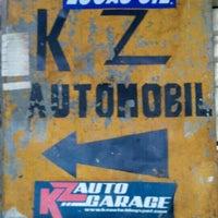 Photo taken at KZ Auto Garage by Wan 'Ali on 5/5/2016