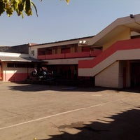 Photo taken at Liceo Comercial (Ex B-72) by Christian A. on 5/16/2013